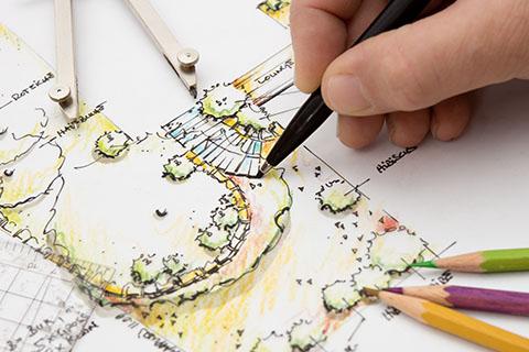 Projektowanie, urządzanie i pielęgnacja roślinnych obiektów architektury krajobrazu